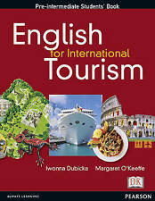 English for International Tourism Pre-Intermediate Course Book: Pre-intermediate