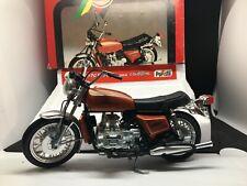 POLISTIL MOTO Honda GL 1000 gold wind  1:10 en boite