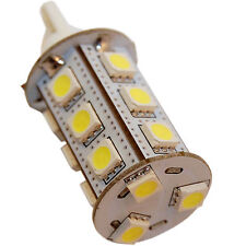 T10 Wedge Base 18 SMD LED Bulb Replacement for # 194, 921 Trailer Camper Boat RV