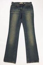 Miss sixty sibyl W26 40 jeans donna blu bootcut zampa loose usato vintage T1106