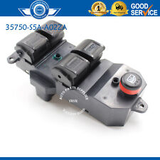 New Fit 2001-2005 Honda Civic Electric Power Window Master Control Switch Lifter