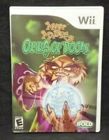 Orbs of Doom  - Nintendo Wii Wii U Game 1 Owner CLEAN Mint Disc !