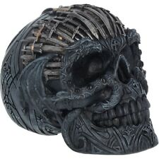 Nemesis Now  Skull figurine entitled Sword Skull
