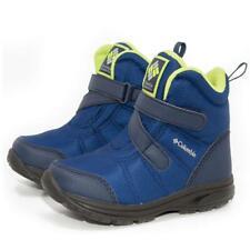 NEW Columbia Toddlers Fairbanks Waterproof Kids Boots