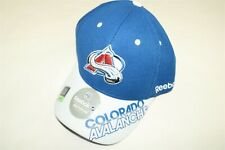 COLORADO AVALANCE - REEBOK CENTER ICE - Flex Fitted Hat Cap - Small/Medium
