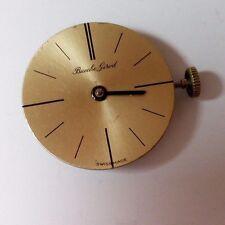 Reloj de Pulsera BUECHE Girod 65 17 Joyas Movimiento Funciona