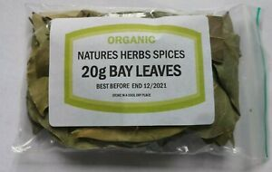 20g Bay Leaves Premium Herb A Grade Quality