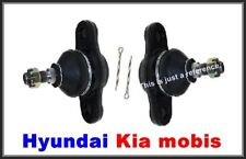 GENUINE FRONT LOWER BALL JOINTS  2pc 517602G000 For HYUNDAI  i30 ; cw ; ELANTRA