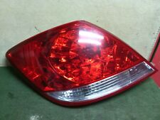 "2005 - 2008 Acura RL LH DRIVER side tail light  Used OEM  has rock ""star"""