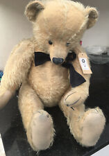 """More details for huge rare norbeary bear for teddy bears of witney, original tags, 28"""", 4/5"""