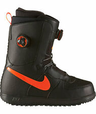 RARE ❄️🔥 Nike Zoom Force 1 (ZF1) BOA Snowboard Boots Mens (Size 10.5 Black
