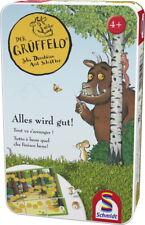 Schmidt Spiele Reisespiel Wettlaufspiel Alles wird gut Der Grüffelo 51276