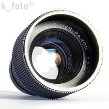 Marrone Super-Paxon 2,8/85 * lente di proiezione * Projection Lens