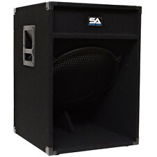 Seismic Audio 18 Inch Bass Sub Woofer LOUD SPEAKER PA/DJ Band/Church