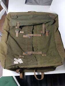 Wehrmacht Rucksack Luftwaffe Flieger Kleidersack Tropen Fallschirmjäger Original