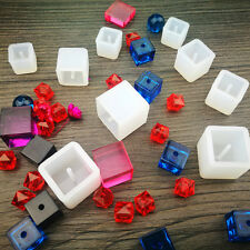 DIY Silicone Mold Hand Making Jewelry Pendant Resin Casting Mould Craft Tool