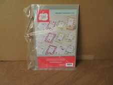 New Sealed Stampin' Up One Great Year Refill