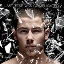 Nick Jonas - Last Year Was Complicated - New Deluxe CD Album - Pre Order - 10/6