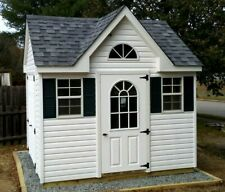 She Shed 10x10 Victorian Style,