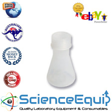 Plastic Conical Flask Erlenmeyer -Screw Cap (PP), Autoclavable, Leakproof -250ml