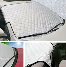 Auto Car Front Windshield Snow Cover Sun Shade Protector for Winter Frost-proof