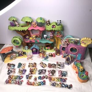 Littlest Pet Shop Lot (40+ Pets)