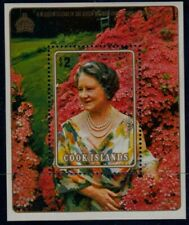 Cook Islands - 1980 - Queen Mothers 80th Birthday MNH