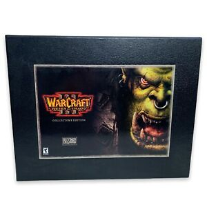 Warcraft III 3 Reign of Chaos Collectors Edition - No License Key