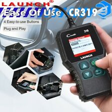 LAUNCH Code Reader Diagnostic Scan Tool OBD2 Scanner Automotive Car EOBD Engine