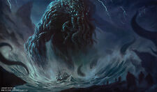 Cthulhu Wars Art Print ------- Cthulhu -- Signed and numbered
