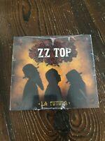 Zz Top-La Futura -CD new sealed  Album Digipak