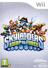 Skylanders Swap Force Game Only For Wii 9E