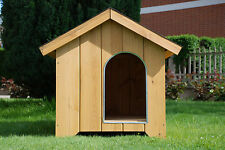 Cuccia in legno per cani 500/02