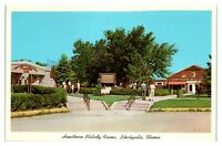 Hawthorn-Mellody Farms, Libertyville, IL Postcard *6S(2)6