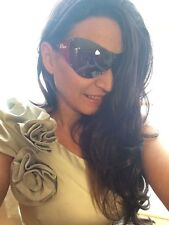 CHRISTIAN DIOR SKI 1 SUNGLASSES RED MIRRORED, AN ICON OUT STOK OF DIOR,