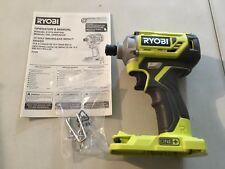 New Ryobi P239 18V Brushless Impact Driver BARE TOOL !!! upgrade from p238 p236