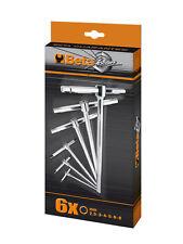 BETA TOOLS 951/S6 Sechskant-Stiftschlüsselsatz 6 teilig T-Griff T-handle