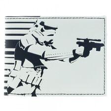 Star Wars Storm Trooper serait-il l'Empire Galactique de tir blanc wallet * NEUF *
