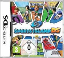 NINTENDO DS 3DS SPORTS ISLAND DS * Sport *  Neuwertig