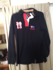 F1 2013 Australia Long Sleeve Polo In Black M Lady