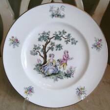 Royal Worcester WATTEAU Bone China Luncheon Plate/s