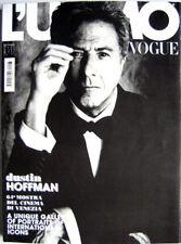 L'Uomo Vogue-'07-DUSTIN HOFFMAN,Steven Spielberg,Milena Canonero,Rupert Everett