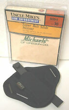 Uncle Mike's Super Belt Slide Holster . Size 30 .
