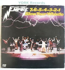 GARY TOMS EMPIRE - 7-6-5-4-3-2-1 Blow Your Whistle - LP