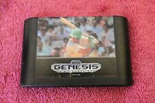 Sports Talk Baseball SEGA MEGADRIVE/GENESIS/NOMAD - FREE POST *