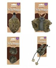 Rosewood Jolly Moggy Silver vine Silvervine Catnip Cat Kitten Play Toy Teasers