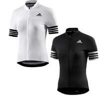 New Women's Adidas Adistar Cycling Biking Jersey Bike Top Shorts Sleeve T-Shirt