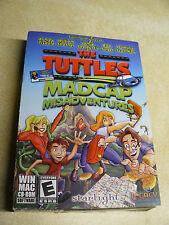 New ListingThe Tuttles : Madcap Misadventures (Windows/Mac, 208) Cd-Rom Software Kids 6+