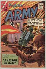 Fightin' Army #61 January 1965 VG-
