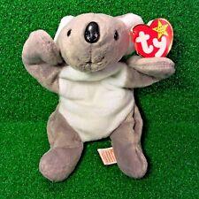 Ty Beanie Baby Mel The Koala Bear 1996 Retired Plush Toy - MWMT - FREE Shipping